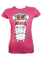 You Keep Finding New Ways To Disappoint Me Ladies Pink T-Shirt