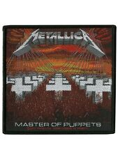 Metallica Master of Puppets Patch - NEW & OFFICIAL