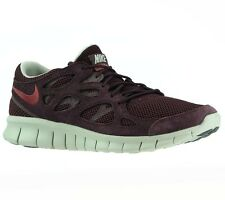 NEW NIKE Free Run 2 Mens Sneakers Sport Shoes Athletic Shoes Burgundy 537732 600