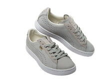 Puma Unisex Shoes Sneakers trainers Leather Court Star Citi Series NBK gray