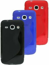 Samsung Galaxy Core Plus G3500 Accessories Cover Silicone Rubber+ Protector