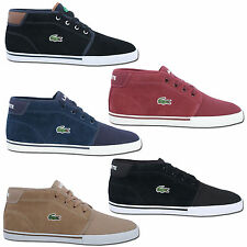 LACOSTE HALF BOOTS SHOES AMPTHILL TBC / TRIB SPM HIGH TOP TRAINERS UNI 39-47
