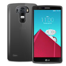 NEW SMOKE BLACK HYDRO GEL CASE COVER SKIN FOR 2015 LG G4