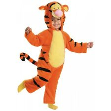 Deluxe Tigger Winnie the Pooh Toddler Baby Infant Two-Sided Plush Costume