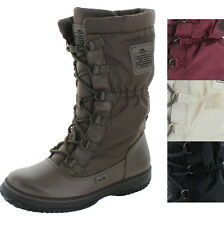 Coach Sage Women's Nylon Cold Weather Hiking Snow Boots UK Sizes