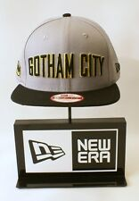 New Era 9FIFTY DC Comics Gotham City Batman Logo Snapback Hat Baseball Cap