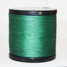 PE STRONG 1200M 1312YD 6LB -100LB DYNEEMA 4BRAID SPECTRA SEA FISHING LINE GREEN
