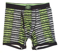 Umbro Signature Comfort Control Stretch Boxer Brief Underwear Mens NWT