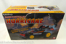 Vintage Radio Shack 9.6V Hurricane R/C Car Buggy Digital Car Tested Works w/box