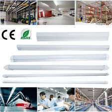 1/4/10x T5 T8 LED Tube Light 5W 9W 18W 24W Retrofit Fluorescent Bar Lamp 1/2/4FT