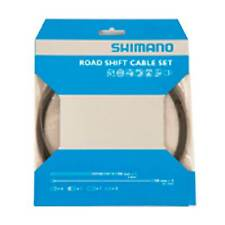 Shimano Road Bike / Cycle Polymer / PTFE Gear Cable Set