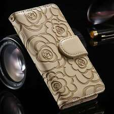 Magnetic Wallet Leather Case Card Slot Flip Pouch Stand Holder Cover for iPhone7