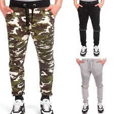 Men's Pants or Casual Trousers Sweat Tracksuit Bottoms Harem Trackies S Xxl New