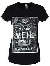 Black Veil Brides Black Box Women's Black BVB T-shirt