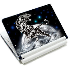 """Moon Tiger Decal Sticker Protector Skin Cover For 8"""" 9"""" 10"""" 10.1"""" Netbook Laptop"""