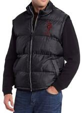 NEW US POLO ASSN MEN'S PREMIUM ATHLETIC CLASSIC PUFFER ZIP UP BIG PONY VEST XL