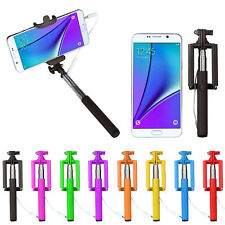 Extendable Handheld Selfie Fold Self-portrait Stick Holder Monopod For Samsung