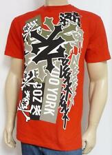 Zoo York Cracker Jack Chaos Graphic Mens Red T-Shirt New NWT