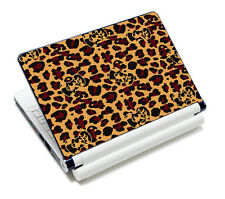 "Bow Leopard 10.6"" 12"" 13"" 13.3"" 14"" 15.6"" Laptop Vinyl Decal Sticker Skin Cover"