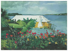 1219 Beach House Art Decoration POSTER.Graphics to decorate home office.