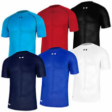 UNDER ARMOUR HEATGEAR SONIC SHORT SLEEVE COMPRESSION T-SHIRT BASELAYER