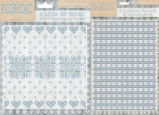 Crafters Companion - NORDIC CHRISTMAS COLLECTION - Papercrafting