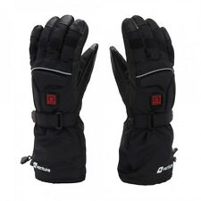 Venture Heated Clothing Epic 2.0  Battery Powered Heated Gloves Black