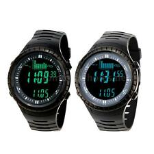 Spovan Fishing Watch Altimeter Barometer Thermometer Waterproof Fashion O2T4