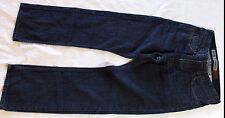 MENS JEANS = LEVI STRAUSS & CO signature = SIZE 32 X 30 slim straight = WH58