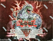 Dinosaur's Rage Structure Deck Cards SD09 Single/Playset Take Your Pick 1st Edit