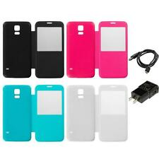 For Samsung Galaxy S5 Back Rear Slim Battery Door Cover Case Charger