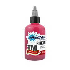 Pink Orchid Sterile Starbrite Tattoo Ink Professional Sterilized Starbright