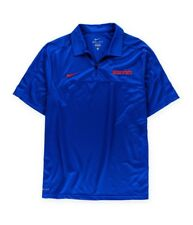Nike Mens Boise State Rugby Polo Shirt