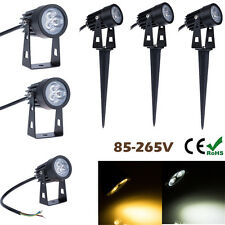 3W Mini Led Spot Flood Light Outdoor Garden Lawn Landscape Path Yard Lamp Bulb