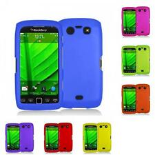 Color Hard Rubberized Case Cover Accessory for Blackberry Torch 9850 9860