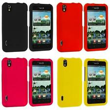 Color Hard Snap-On Skin Case Cover for LG Optimus Black P970 / Marquee Phone