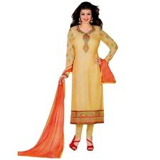 DESIGNER-PARTYWEAR-SALWAR KAMEEZ-ETHNIC BOLLYWOOD-INDIAN PAKISTANI-Avon-1012