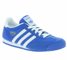 NEW adidas Originals Dragon J Shoes Children's Sneakers Blue D67715 SALE