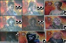 Doctor Who MICRO UNIVERSE HOLOGRAM LENTICULAR (Assorted Cards)