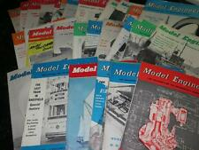 VINTAGE MODEL ENGINEER MAGAZINE 1960 Choose From Selection Volumes 122 & 123