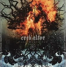 EREB ALTOR - Fire Meets Ice CD 2013 Metal Blade New/Sealed