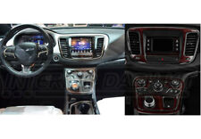 CHRYSLER 200 SERIES C SEDAN LX S LIMITED INTERIOR WOOD DASH TRIM KIT 2015 2016