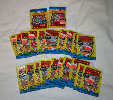LOT of 22 Unopened Packs 1991 DESERT STORM Trading Cards Topps