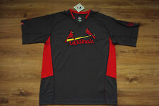 ST. LOUIS CARDINALS NEW MLB MAJESTIC FAST ACTION JERSEY