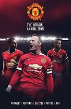 Official Manchester United FC 2015 Annual (Annuals 2015), Grange Communications