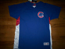 ALFONSO SORIANO CHICAGO CUBS NEW MLB MAJESTIC COOL BASE KIDS JERSEY