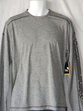 Everlast L/S Wicking Shirt Mens Sizes Long Sleeve Gym Training Boxing Workout