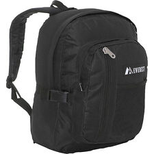 Everest Backpack with Front Mesh Pocket 9 Colors School & Day Hiking Backpack