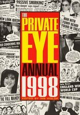 The Private Eye Annual 1998 Very Good Book