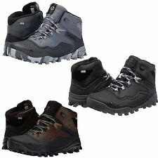 Merrell Mens Fraxion Shell 6 Waterproof Hiking Cold Weather Winter Snow Boots
